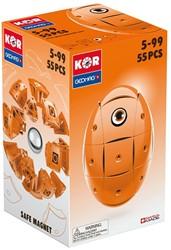 Geomag KOR 2.0 Pantone 151 Orange 55 delig
