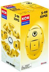 Geomag KOR 2.0 Pantone 108 Yellow 55 delig