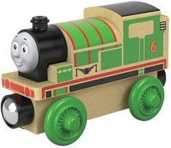 Thomas and Friends houten trein Percy
