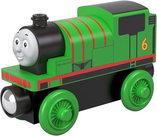 TT Thomas Wood: Percy