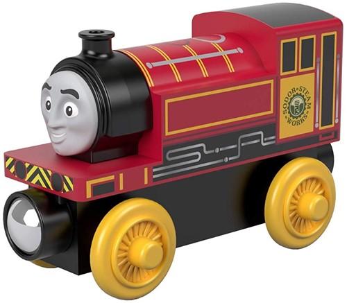 TT Thomas Wood: Victor