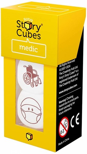 Rory's Story Cubes  mix Medic