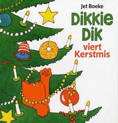Kinderboeken  voorleesboek Dikkie dik viert kerstmis