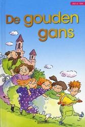 Kinderboeken  avi boek De gouden gans AVI 4