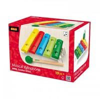 Brio  houten muziekinstrument Xylofoon 30182-2