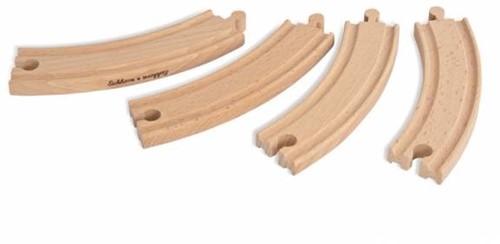 Eichhorn  lange gebogen rails 4 dlg-2