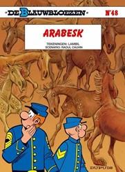 Stripboeken  De Blauwbloezen - Arabesk - Nummer 48