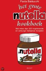 Kinderboeken  doeboek Het grote Nutella kookboek