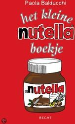 Kinderboeken  doeboek Het kleine Nutella kookboekje