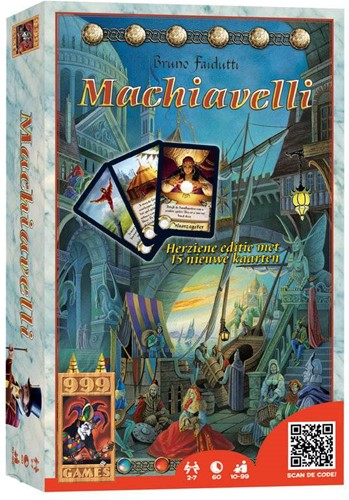 999 Games  bordspel Machiavelli-1