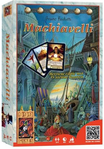 999 Games spel Machiavelli