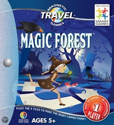 Smart Games  puzzelspel Travel Magic Forest
