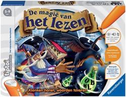 Ravensburger  Tiptoi educatief spel De magie van het lezen