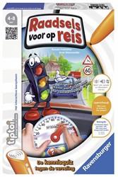 Ravensburger  Tiptoi educatief spel Raadsels voor op reis