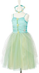 Souza Josiane jurk + losse vleugels + halo, (5-7 jaar), rok lengte 57 cm