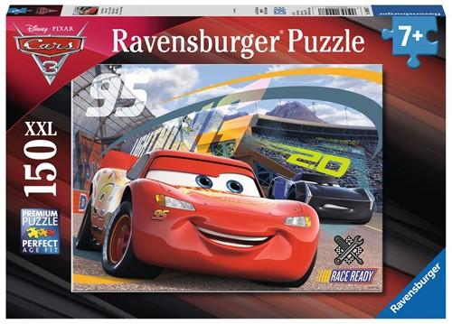 Ravensburger puzzel Cars 3 High Speed Race - legpuzzel - 150 stukjes