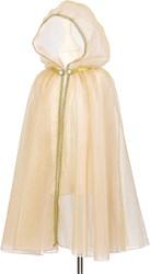 Souza Victorine gouden mantel, nieuwe stijl (5-7 jaar), totale lengte 76 cm