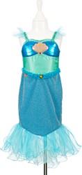 Souza Maryola zeemeermin, blauw, 5-7jaar / 110-116 cm (1 stuk)