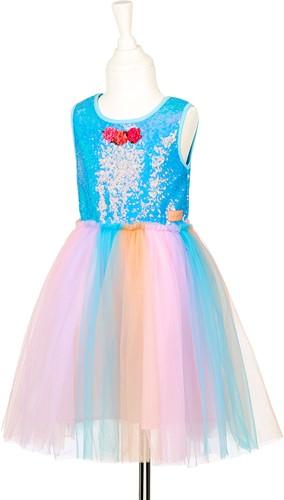 Souza Laurene jurk, multi-kleur, 8-10 jr/128-140 cm (1 stuk)
