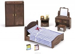 Sylvanian Families  accessoires Ouder slaapkamerset 2958