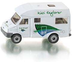 miniatuur speelvoertuig Camper Iveco 1022