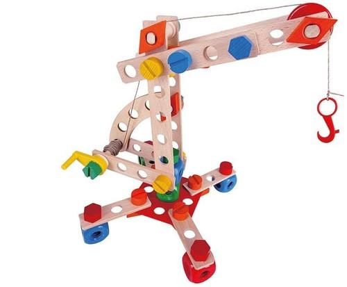 Baufix  houten constructie speelgoed Starter 10 10300-3