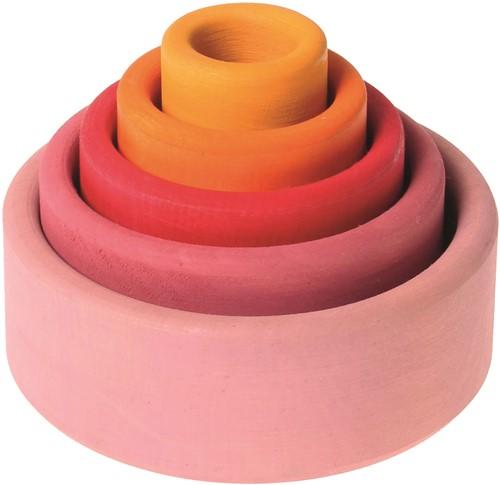 Grimm's Set of Bowls Lollipop