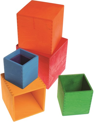 Grimm's Large Rainbow Set of Boxes-2