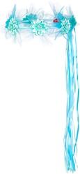 Souza Halo bloem Paula, mint-blauw (1 stuk)