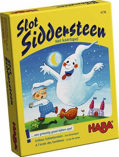 HABA Kaartspel - Slot Siddersteen (Nederlands)