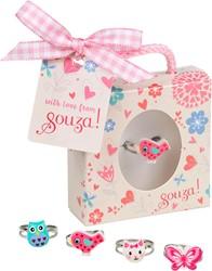 Souza Ring (1 ring in een cadeaudoosje)