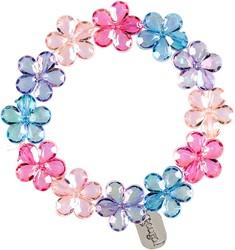 Souza Armband Fern, bloemenkralen multicolour  (1 stuk)