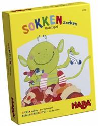 HABA Kaartspel - Sokken zoeken