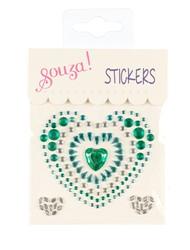 Souza Fun stickers hart, kleurstelling 2 (1 velletje)