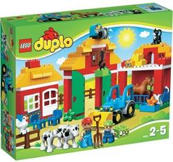 Lego  Duplo set Grote Boerderij 10525