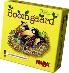 Haba  reisspel Supermini Kleine boomgaard 5488