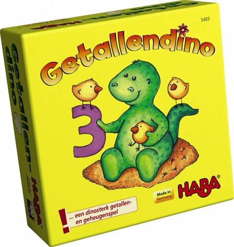 HABA Supermini Spel - Getallendino (Nederlands)