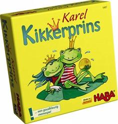 Haba  reisspel Supermini Karel Kikkerprins 5487