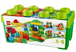 LEGO Duplo Alles-in-een doos groen  Duplo10572