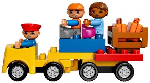 LEGO DUPLO Grote bouwplaats 10813-2