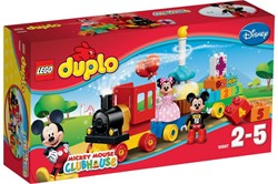 LEGO DUPLO Disney Mickey & Minnie Verjaardagsoptocht 10597