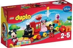 LEGO Duplo Mickey en Minnie Verjaardagsoptocht  Duplo10597