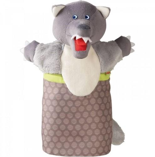 Haba  handpop Handpop wolf 7283