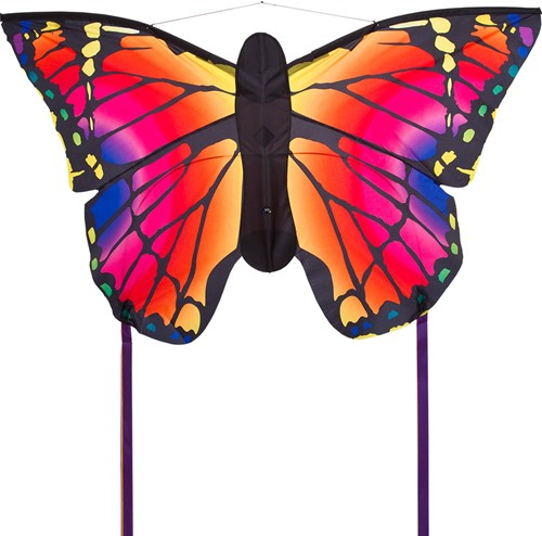 "HQ Butterfly Kite Ruby """"L"""""
