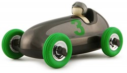Playforever  speelvoertuig Bruno Racing Gun Metal
