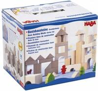 Haba  houten bouwblokken Basispakket (26 blokken)-3