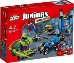 Lego  Juniors set Batman en Superman 10724