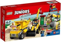 Lego  Juniors set Sloopterrein 10734