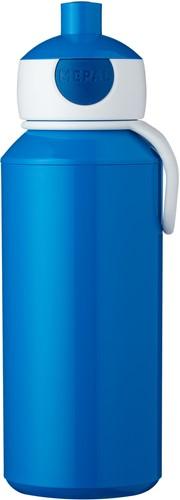 Mepal drinkfles pop-up campus 400 ml - blue