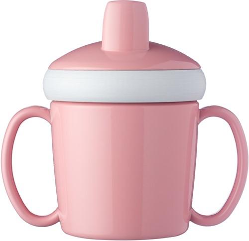 Mepal antilekbeker 200 ml - nordic pink